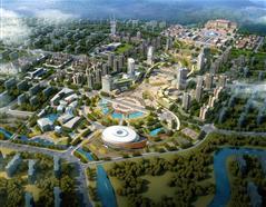 广安前锋新区项目